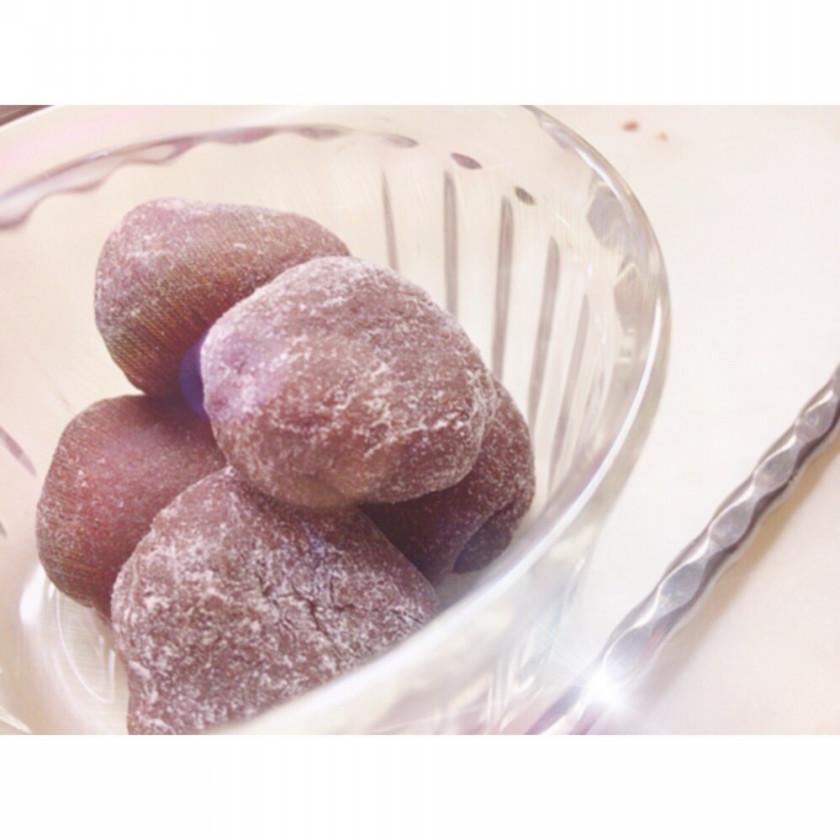 材料3つで簡単💡「チョコもち」の作り方💕🤤