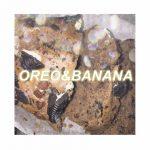 《ふわふわザクザク食感》オレオとバナナのマフィン