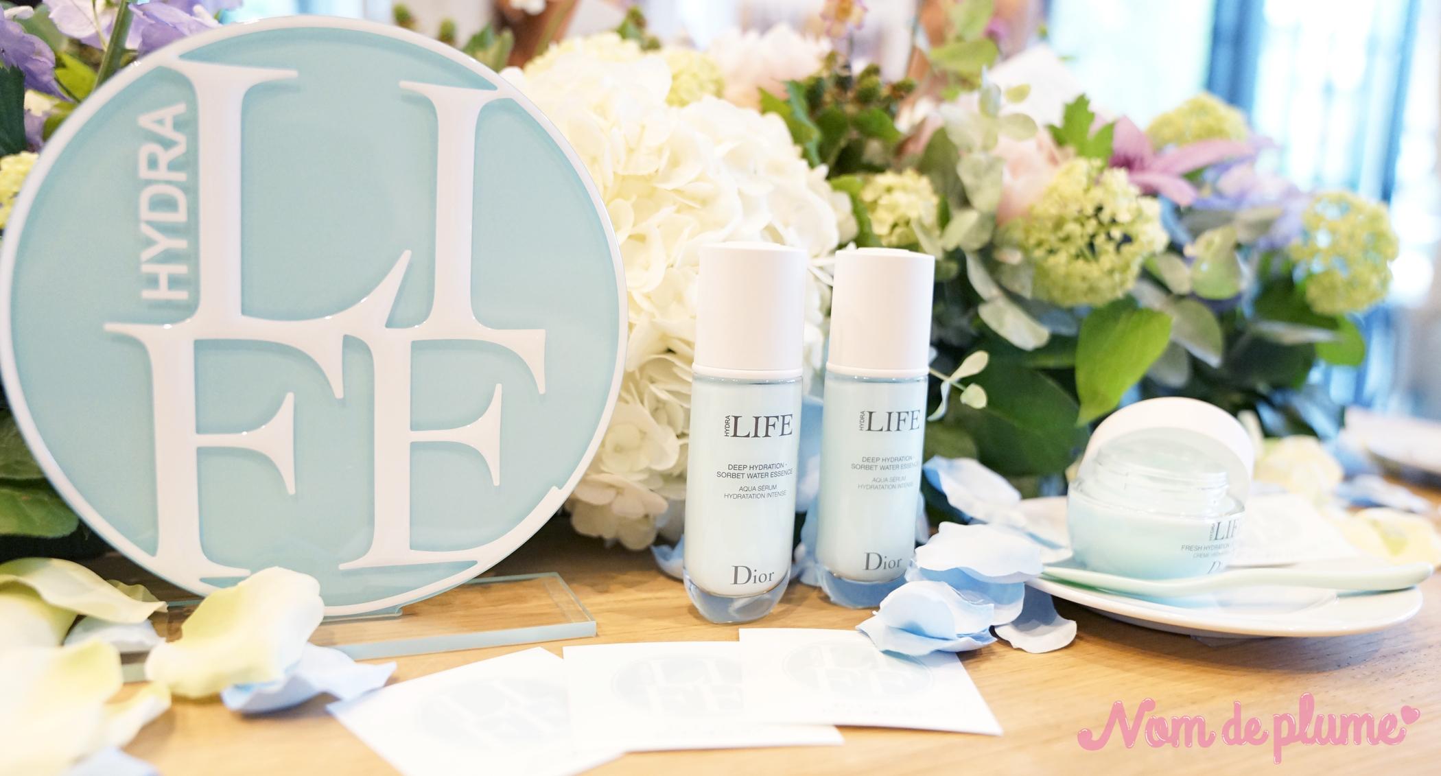 素肌が潤うと、人生も楽しく潤う!Dior新スキンケアライン発表😊🌟
