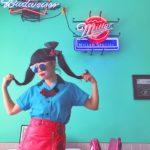 豊田にある💖アメリカンで可愛いカフェ『HOT BUNNY DINER』