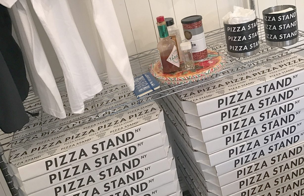 """ニューヨークスタイルピザが食べられるお店♡"""" PIZZA STAND NY """""""