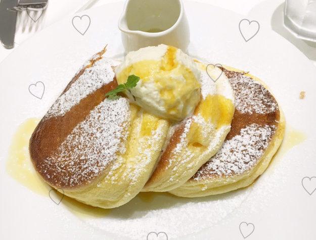 💜フォトジェニック💜都内で食べれる激ウマパンケーキ2選✨