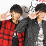 ガルアワ2017A/W💜大人気グループ「M!LK」の佐野さん板垣さんに突撃インタビュー📝