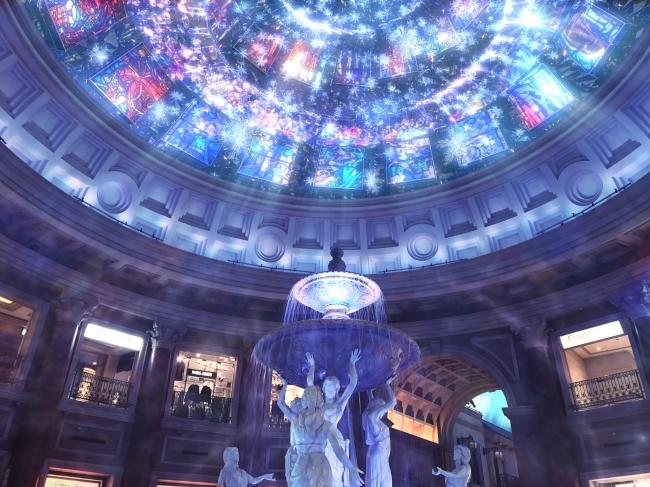 幻想的なイルミネーションがお台場を飾る✨「VenusFort Lumina」開催👼💡