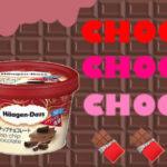 ハーゲンダッツ新作🍨チョコ好きのためのチョコ尽くしな新フレーバー🍫『クリスプチップチョコレート』がレギュラー登場😉💕