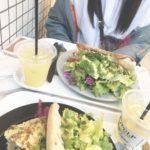 可愛いくてヘルシー💗野菜がたっぷり食べられるPULP deli and cafe🌽🍴