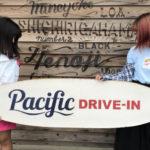 湘南🏖🚗💨ランチ🔍🌈in pacific drive-in