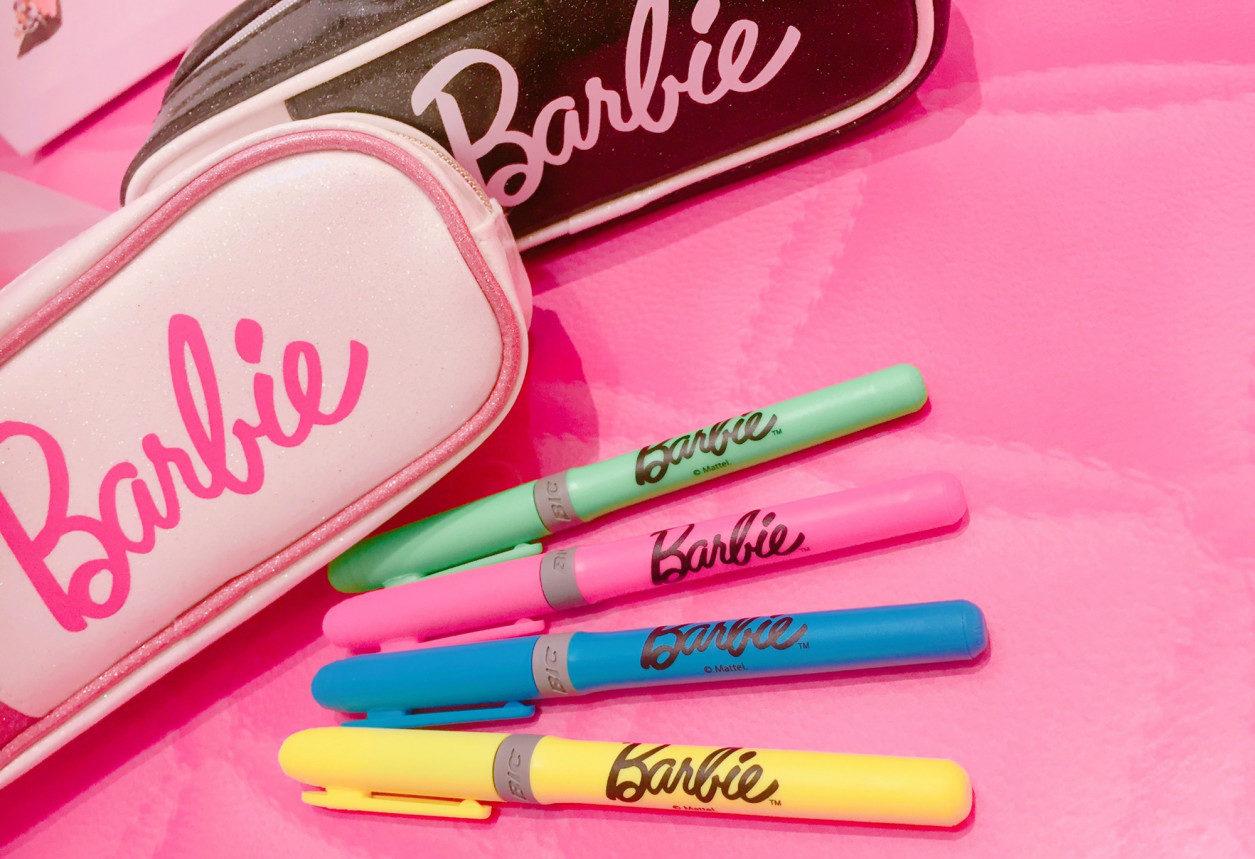 🖤期間限定オープン🖤「Barbie collection」のラインマーカーが可愛い👸💕