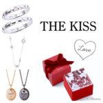 ペアジュエリーブランド「THE KISS」💍からクリスマス限定❄️『ディズニーコレクション』が登場😊💎✨