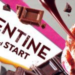 """スターバックスにバレンタインメニュー登場😍🍫""""チョコホリック""""な限定ドリンクが気になる‼️"""
