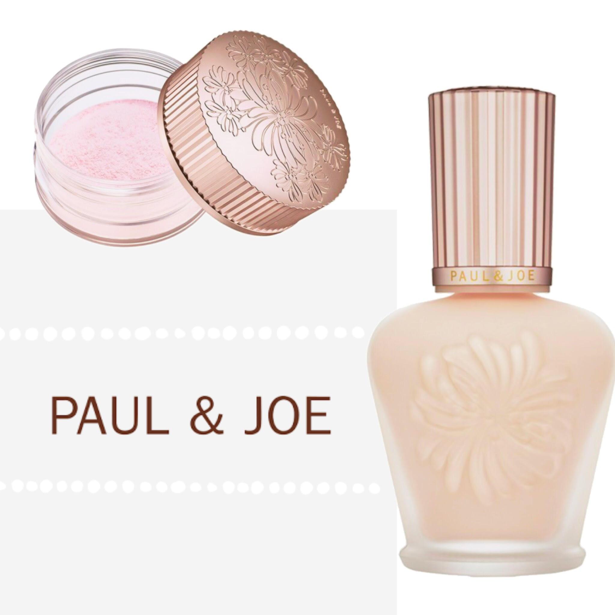 透明感溢れるツヤ肌へ😌💖『PAUL & JOE BEAUTE』注目の新作ベースメイク登場😉♬