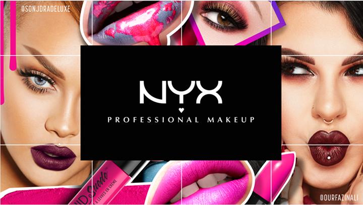 ロスから上陸🇺🇸✈️ 《NYX Professional Makeup》日本1号店がいよいよOPEN😆🙌🎉