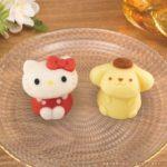 可愛すぎる和菓子「食べマス」がサンリオと初コラボ😂🙌💖ローソンで数量限定で発売♬
