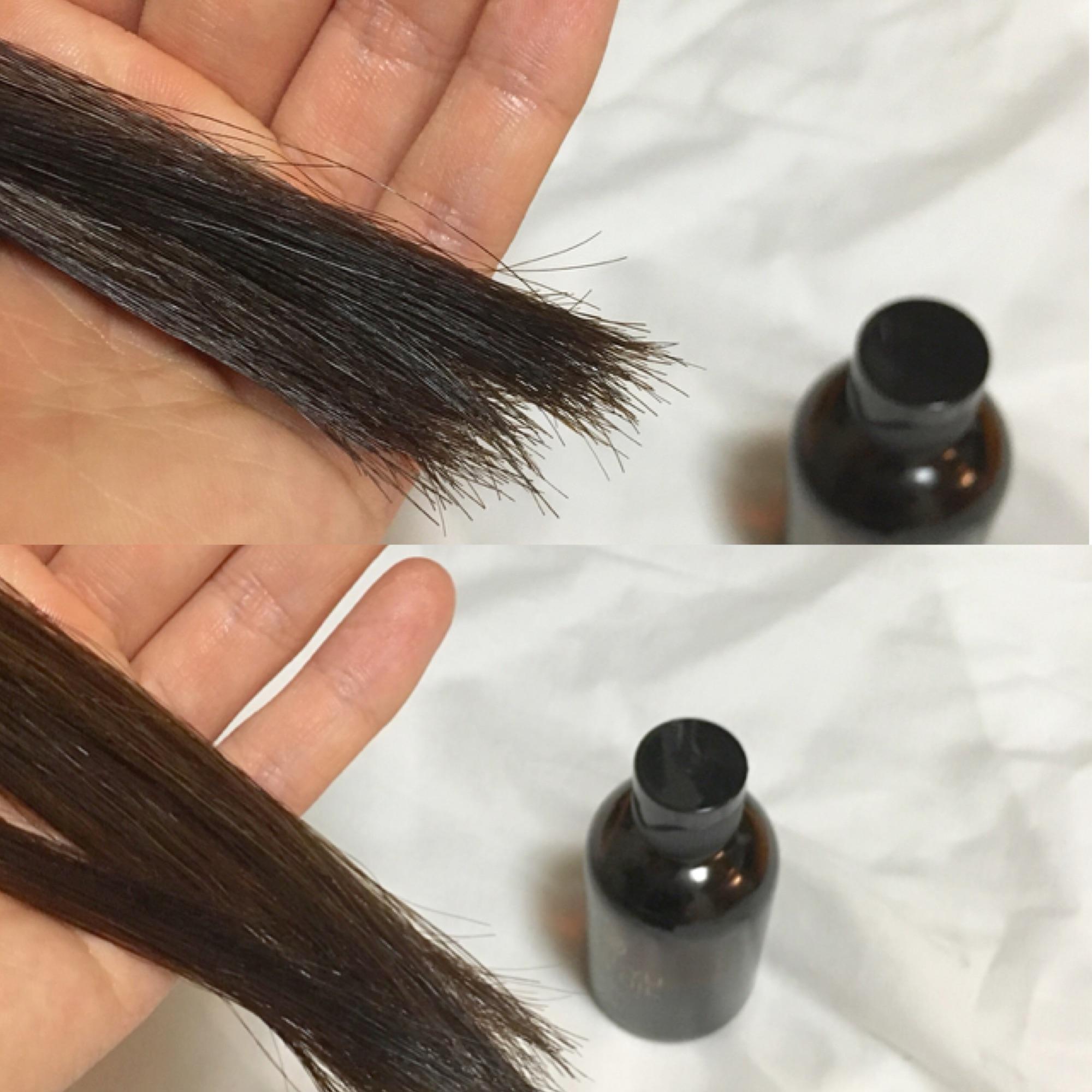 ヘアオイルNO.1👑これ1本で綺麗な髪に💇🏻♀️