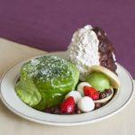 京都でしか食べれなかった、Eggs'n Things『香る、宇治抹茶パンケーキ』が期間限定で全国へ😍🙌❤️