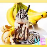 濃厚に香る💗『ダークチョコレートとバナナのスムージー』がPABLOに登場😋🍫