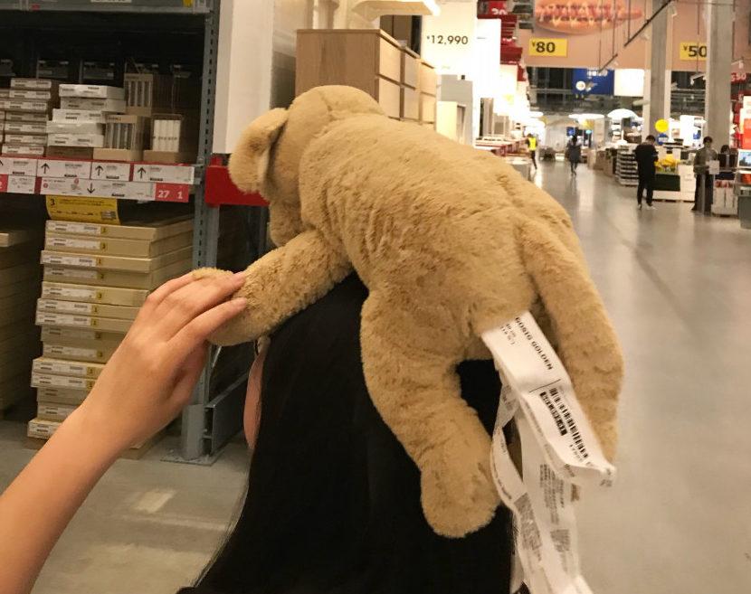IKEAのインスタ映えでフォロワー獲得?!