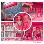 ピンク&Barbie好きにはたまらないcafe😆Pink Horiday💓
