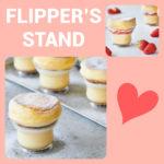 """あの""""奇跡のパンケーキ""""がカジュアルに楽しめる♬『FLIPPER'S STAND』が誕生😘🍰"""