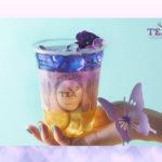 ALFRED TEA ROOMにフォトジェニックすぎる📸『ブルー ジャスミン ティー』が限定登場😘💖