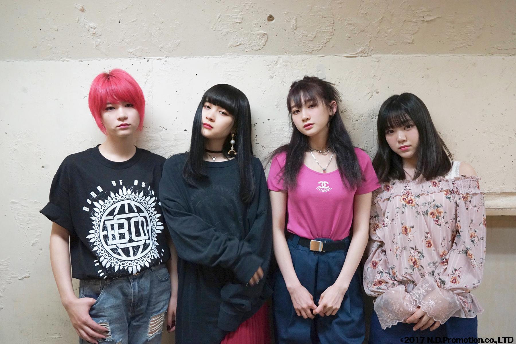東京でツアーファイナルを迎えた新体制【LADYBABY】にインタビュー🎤⚡️