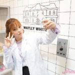 """インスタで話題の美女""""テリちゃん×WAYLLY""""初のホワイトモデル♡"""