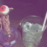 グロかわいい👿ビーカーで飲める居酒屋❣️