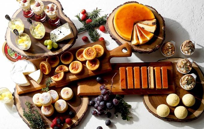 チーズ好きに朗報⭐️大好評のウェスティンホテル東京『チーズデザートブッフェ』が今年も開催😋🧀🍽