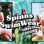 コスパ最強! ビーチでも街でも使えるスピンズの新作水着がヒットの予感♡