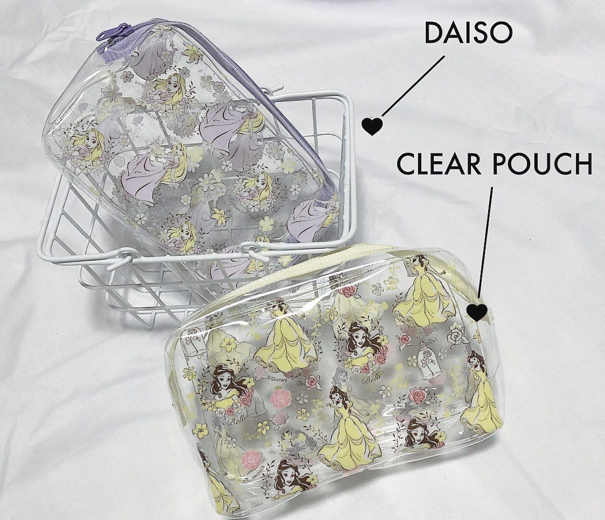 ディズニーシリーズ!DAISOの新商品が可愛すぎる?!♡👀