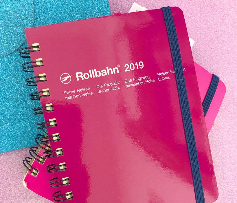 買って損なしのRollbahn手帳!ここがポイント📒