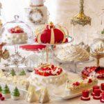 ヒルトン東京で楽しめるロマンチックなアリスワールド『アリス in クリスマス・マジック』🐇🌼