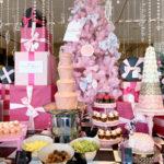 女子達の「欲しい」が詰まったクリスマスビュッフェ「ガールズ・スイーツコフレ」🎁💞