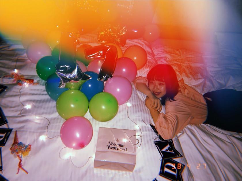友達の誕生日なにしようか迷ってるそこのあなた🤳💎🎀♥️おすすめ誕生日surprise☪️♥️