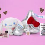 HERSHEY'Sキスチョコ×サンリオ♡キティちゃんやシナモンの可愛いコラボグッズ新発売🎀