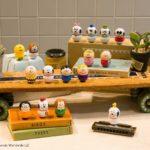 スヌーピーやチャーリー・ブラウンたちがナッツ型フィギュアに🥜❤️「クーナッツ スヌーピー」発売🌟
