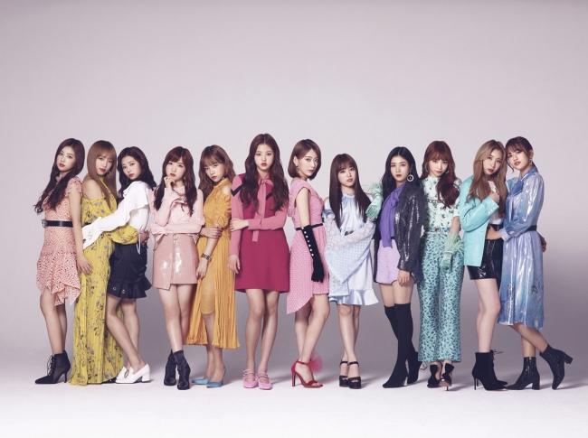 2019年2月日本デビュー❣️IZ*ONE×SHIBUYA109、バレンタインキャンペーン開催💘💘