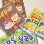 Can Doで韓国お菓子GET!?💓