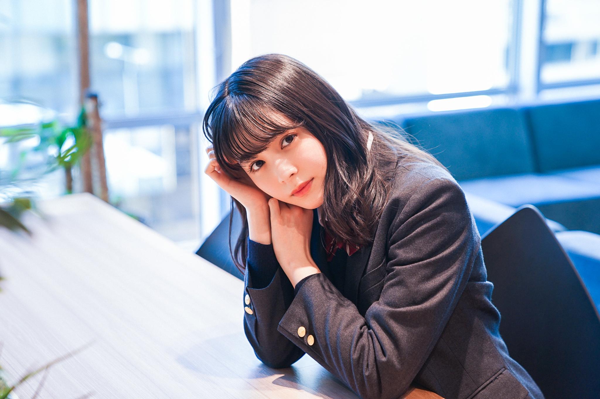 久間田琳加ちゃんインタビュー!今のお気に入りコスメも公開💄♡