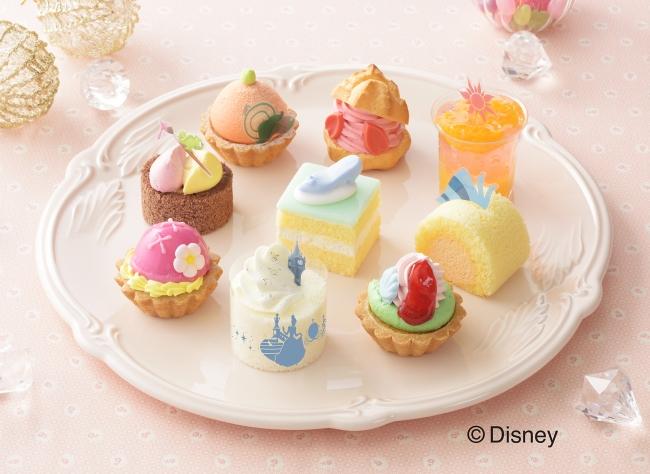 お祝いにぴったり🌸コージーコーナーから、ディズニープリンセスの限定プチケーキ登場👑💕