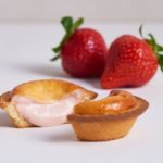トロッととろける苺のチーズムース😍🍓BAKEの『あまおう苺チーズタルト』、期間限定販売♡