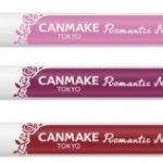 1本で2パターン楽しめる😍『ロマンティックニュアンスアイライナー』CANMAKEから新発売♡