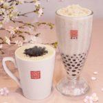 日本初♡春水堂から 桜の香るタピオカドリンク『タピオカ桜ミルクティー』新発売🌸