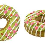 抹茶やほうじ茶にフルーツやナッツを組み合わせ🍵🍓クリスピー・クリーム・ドーナツの『和茶ドーナツ』🍩