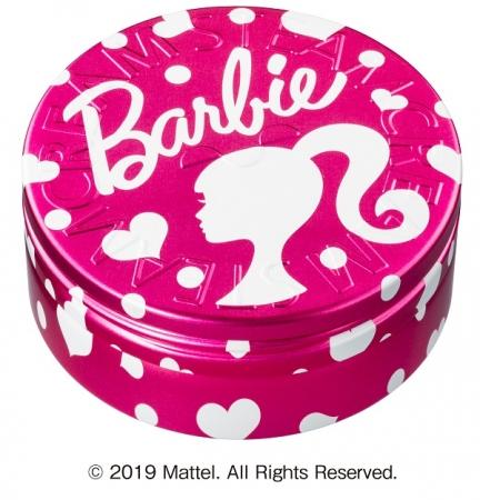 デビュー60周年🎊「Barbie×STEAMCREAM」の、とっても可愛いデザイン缶が発売されるよ💘