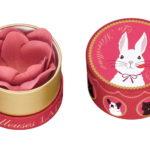 ふんわり薔薇色ほっぺになろう🌹ラデュレのローズ型フェイスカラーにミニサイズ登場♡数量限定発売✨