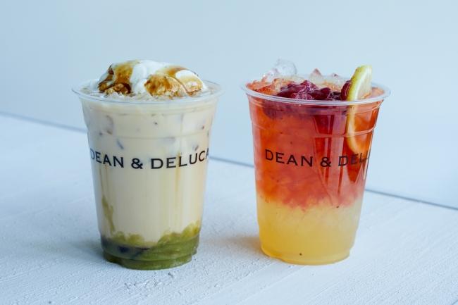 フルーツ香る、ローズヒップレモネード🍋✨DEAN&DELUCAから、彩り溢れる春のドリンクが新発売✨