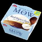 この季節にぴったり♡濃厚なのに、後味爽やか!『MOW リッチヨーグルト味』期間限定新発売🌟