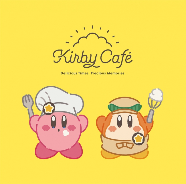 カービィのお誕生日をお祝いしよう🎂🎉『KIRBY CAFÉ(カービィカフェ)』でバースデーフェア開催💘
