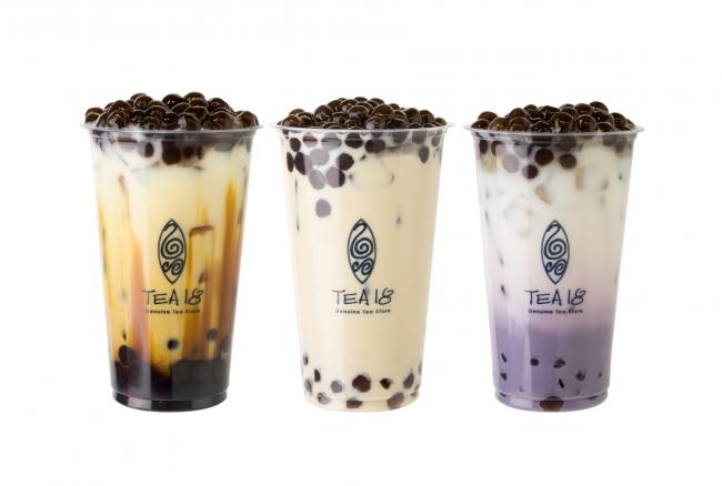 本場台湾発祥の店✨ボトルティー&タピオカドリンクが人気の「TEA18」横浜にOPEN!